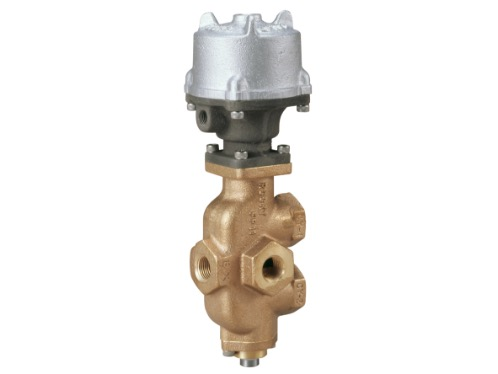 FP Series-4 way valves for water