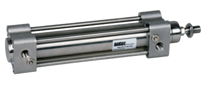Series XM- Double Acting, ISO 15552, Stainless Steel (32 mm to 125 mm bore)